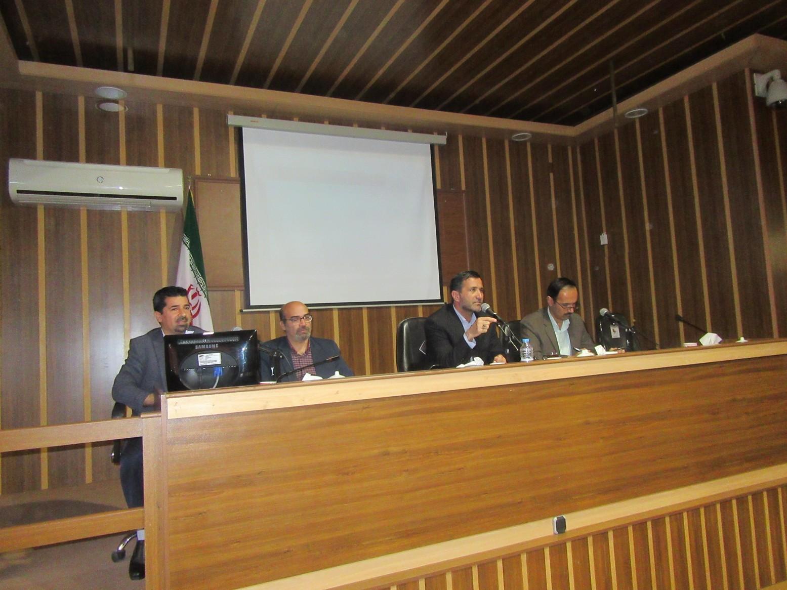 جلسه شورای سلامت و امنیت غذایی شهرستان خواف با دستورکار ومحوریت راه های پیشگیری از بیماری کرونا