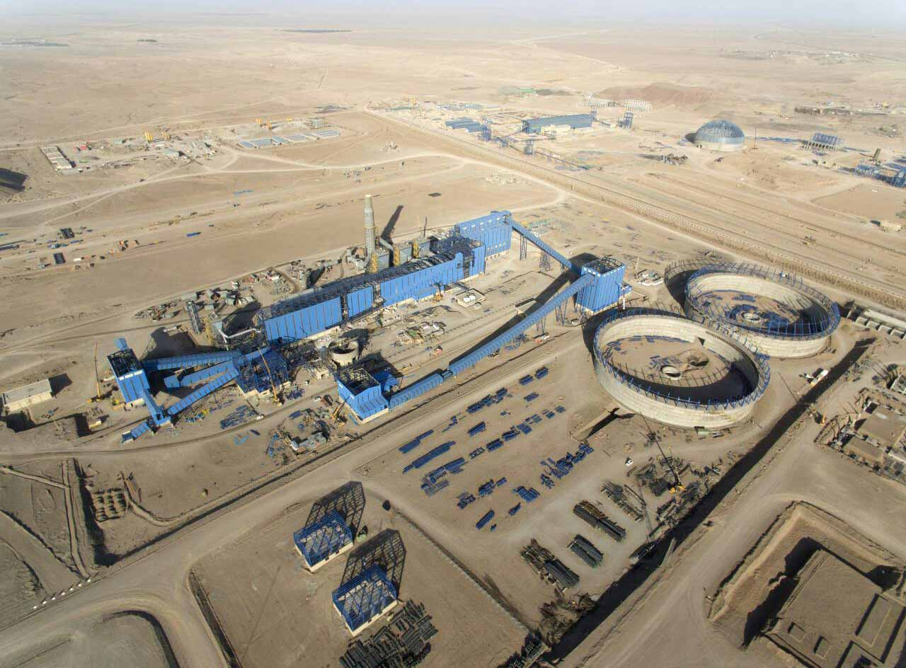 دو شرکت معدنی شهرستان خواف تعطیل شد