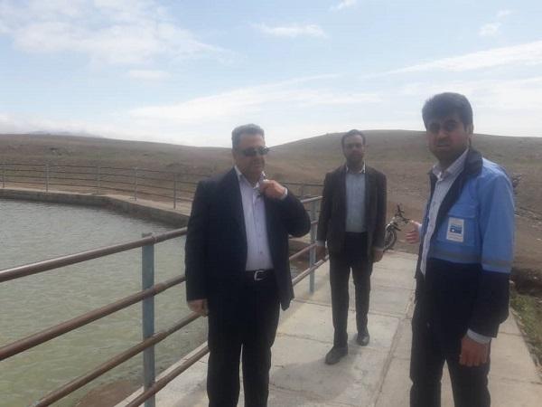 بازدید فرماندار خواف از بند تاریخی گردشگری سلامی خواف