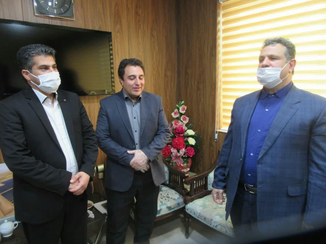 مدیر آب و فاضلاب شهرستان خواف منصوب گردید
