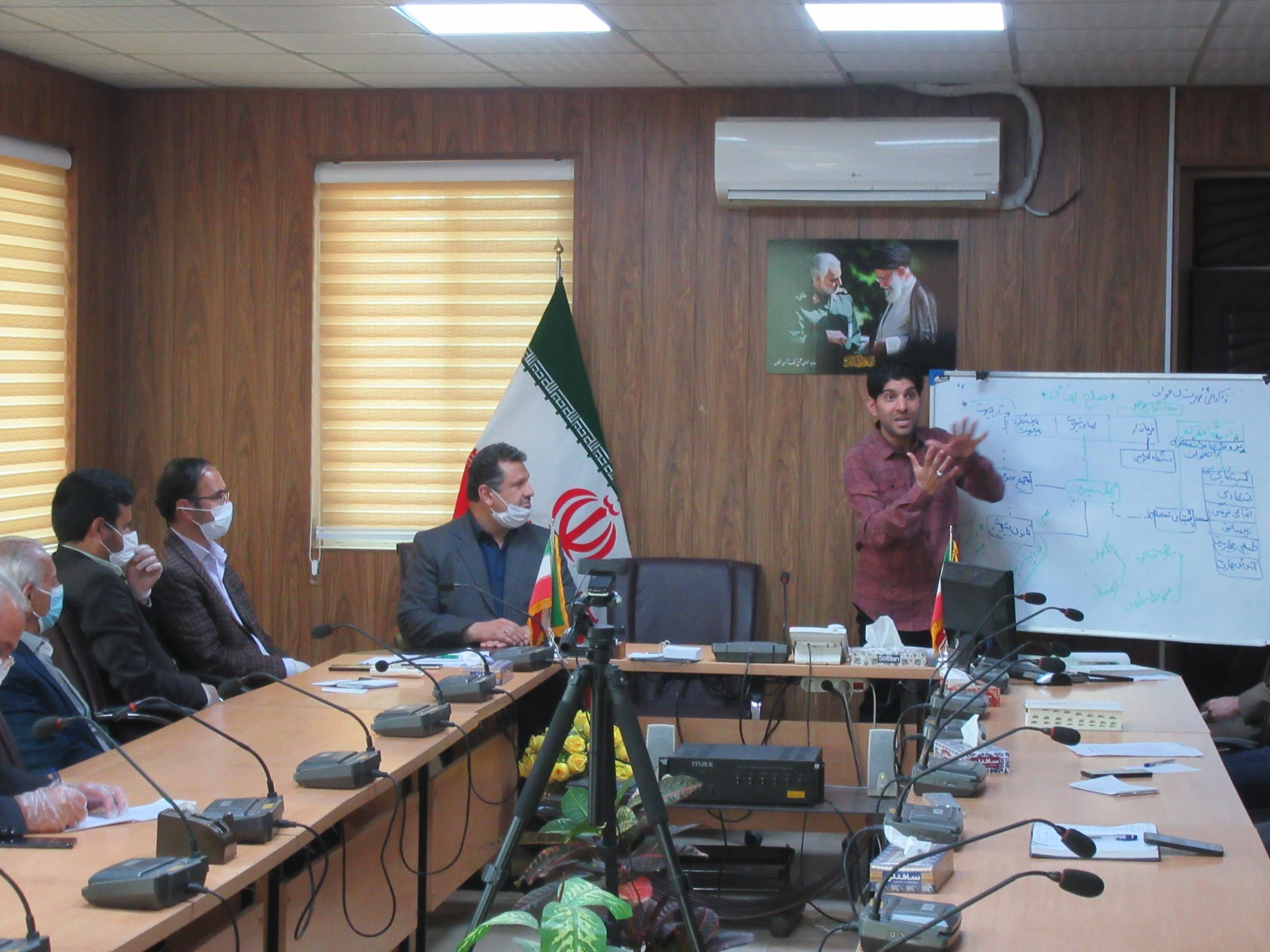 ستاد پیشرفت و آبادانی خواف باحضور اعضای شوراهای اسلامی شهرستان خواف تشکیل جلسه داد
