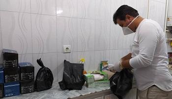 رئیس بنیاد شهید و امور ایثارگران خواف گفت: در راستای پیشگیری از کرونا ویروس ،تعداد 70 پک بهداشتی در بین ایثارگران این شهرستان توزیع شد.