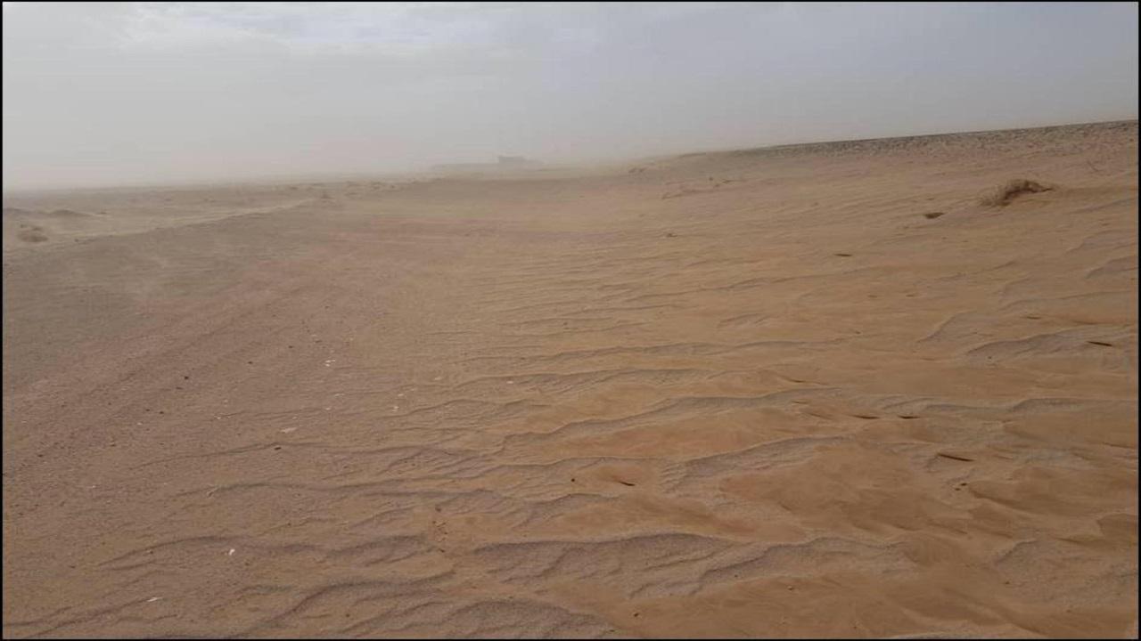 افزایش ۹۰ درصدی مساحت مناطق تحت تأثیر فرسایش بادی خواف