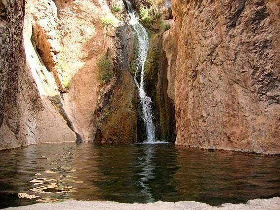 آبشار رزداب خواف را بیشتر بشناسیم
