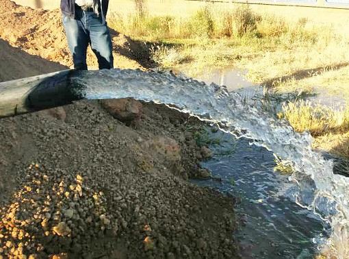مشکل کمبود آب 6 روستای شهرستان مرزی خواف حل شد