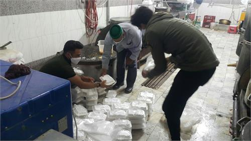 رئیس کمیته امداد خواف: بهره مندی خانوادههای نیازمند از بیش از ۲۲ هزار پرس غذای گرم و سبدکالا