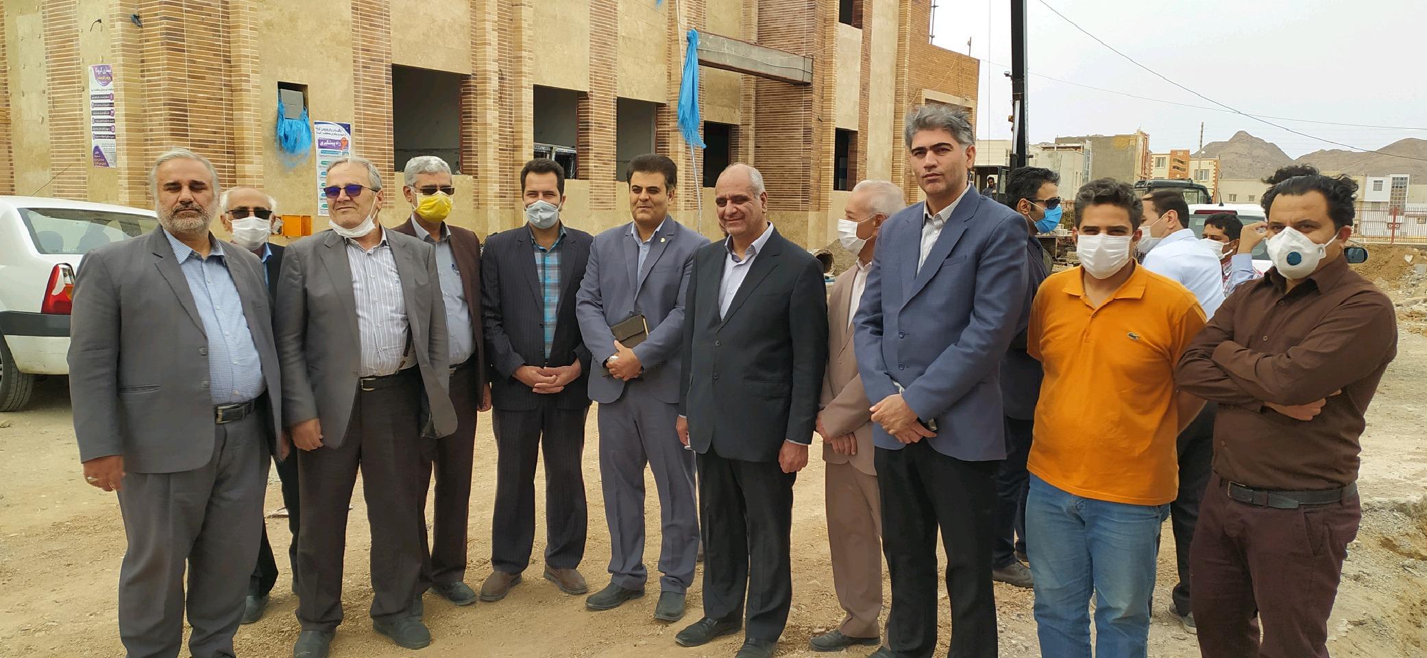 افتتاح درمانگاه تامین اجتماعی خواف تا مهرماه1399