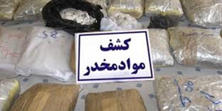 بیش از 90 کیلوگرم مواد افیونی در واگنهای قطار خواف – هرات کشف شد
