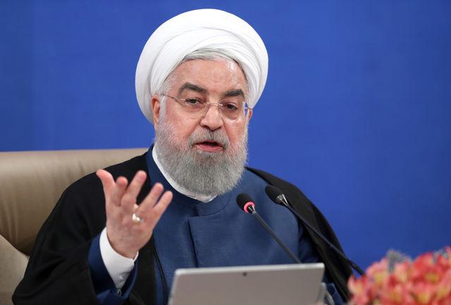 رئیس جمهور: به زودی راه آهن خواف به هرات افتتاح خواهد شد که زمینه های توسعه همکاری ایران و کشور دوست و همسایه افغانستان را بیشتر فراهم خواهد کرد.