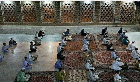 ۱۱ مسجد تاریخی شهرستان خواف میزبان نمازگزاران روزهدار است