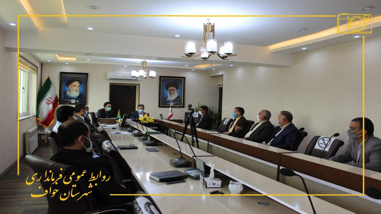 فرماندار خواف: نان با کیفیت از مهمترین حقوق شهروندان است