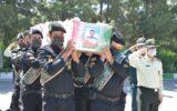 شهادت یک افسر خوافی نیروی انتظامی در مشهد در درگیری با سارقان