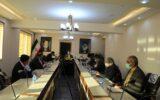 جلسه کارگروه تنظیم بازار شهرستان خواف برگزار شد