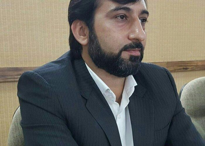 """جواد رفیعی پور به عنوان رئیس جدید آموزش و پرورش شهرستان """"خواف"""" منصوب شد"""