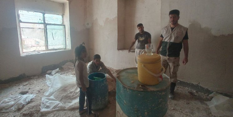 انجام ۳۰ پروژه محرومیتزدایی توسط گروههای جهادی در سنگان خواف