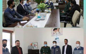 فرمانده سپاه پاسداران شهرستان خواف: همت و سنگ تمام فولاد سنگان در توسعه همه جانبه منطقه