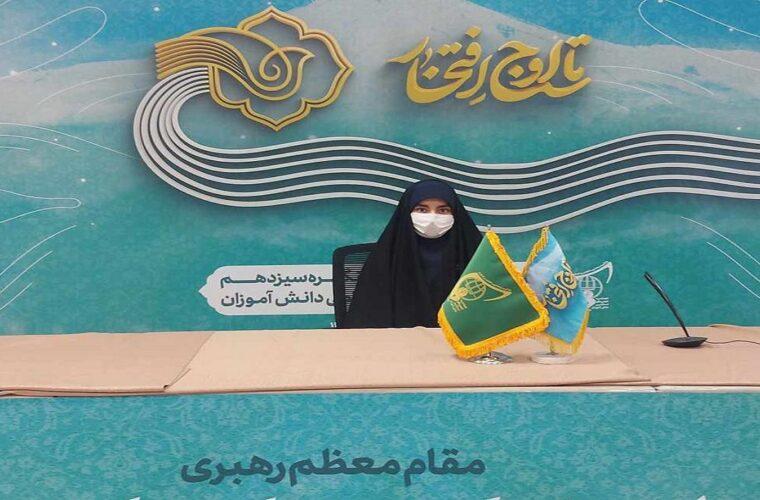 دانش آموز خوافی منتخب شورای مرکزی اتحادیه انجمن های اسلامی کشور
