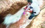 مشکل کمآبی «علیآباد جلگه زوزن» حل شد