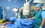 جراحی ستون فقرات برای اولین بار در بیمارستان ۲۲ بهمن خواف