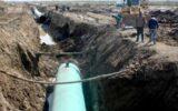 آغاز اصلاح شبکه اضطراری آب در شهرستان مرزی خواف