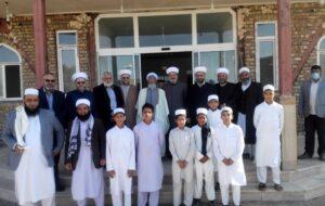 سفر جمعی از میهمانان سی و پنجمین کنفرانس وحدت اسلامی به شهرستان خواف